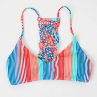 Sea of Stripes Bikini Top | Altar'd State