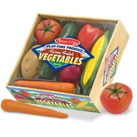 Melissa & Doug Playtime Veggies