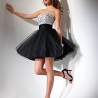 Home Coming Dress HCD076 -Shop offer 2012 wedding dresses,prom dresses,party dresses for girls on sale. #Category#