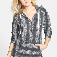Junior Women's Billabong 'Pacific Please' French Terry Hoodie