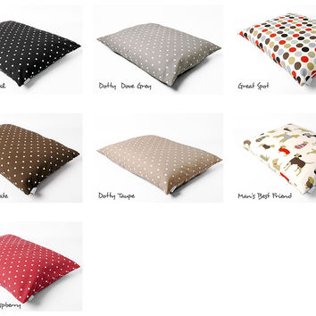 Spare Cotton Top Day Bed & Deeply Dishy Bed Covers