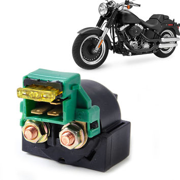 Motorcycle Starter Relay Solenoid Relay Ignition fit for Kawasaki ZX600 NINJA 600 R 1988 1989 1990 1991 1992 1993 1994 1995-1997