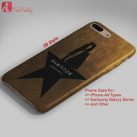 Hamilton Schuyler Sisters Musical - Personalized iPhone 7 Case, iPhone 6/6S Plus, 5 5S SE, 7S Plus, Samsung Galaxy S5 S6 S7 S8 Case, and Other
