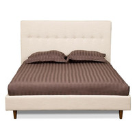 Burgio Bed Queen - Moe's Home Collection
