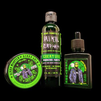 Beard Care Mini Kit