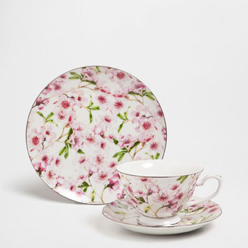 CHERRY BLOSSOM SET - Coffee and Tea - Tableware | Zara Home United Kingdom