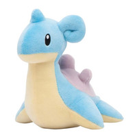 Pokemon Center Original Plush Doll : Laplace Doll [Lapras]