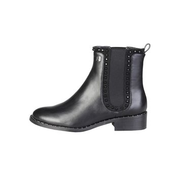 Laura Biagiotti Black Ankle Boots