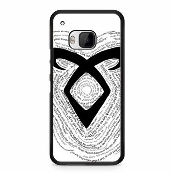 Shadowhunters HTC M9 Case