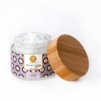 Fig & Honey Sea Salt Body Scrub