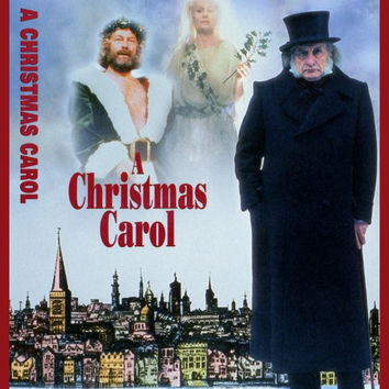 A Christmas Carol 11x17 Movie Poster (1984)