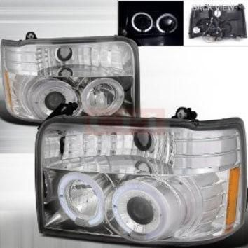 Ford F150 Ford F150 Projector Headlights Performance Conversion Kit