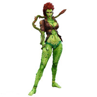 Batman: ARKHAM CITY Play Arts Kai Figures - POISON IVY