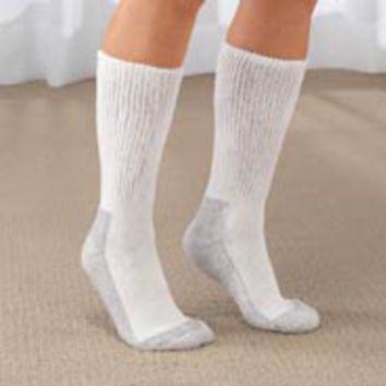 Women's Diabetic Socks - 2 Pair