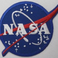 NASA Logo Patch at The Space Store