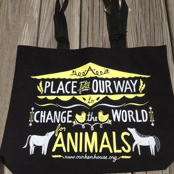 Our Hen House Tote Bag