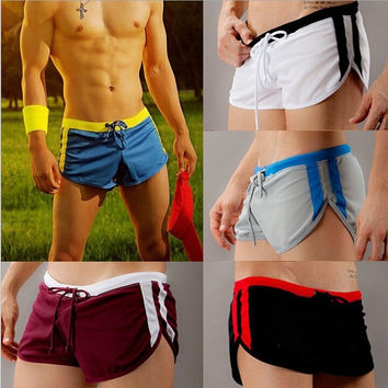 High quality 1 PC Sexy Men Boxer Shorts Men's casual underwear = 1704219460