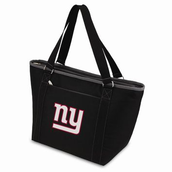 New York Giants Insulated Black Cooler Tote
