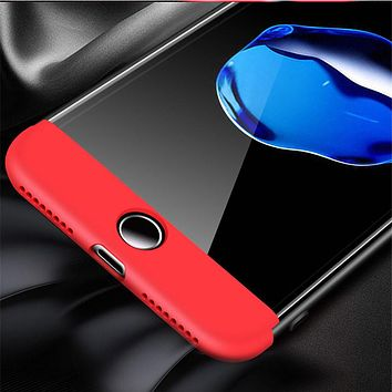 360 Degrees Full Body Protective Cover For iphone