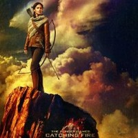 The Hunger Games Catching Fire Exclusive Theater-Quality Poster