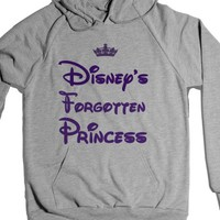 Forgotten Princess-Unisex Heather Grey Hoodie