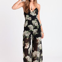 Teen Spirit Jumpsuit By Line & Dot