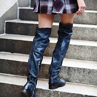 Womens Ravyn Over the Knee Boot