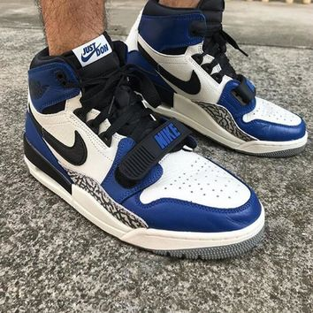 Nike Air Jordan Legacy 312 x Just Don Fashion Men Personality Hi 7537278b6