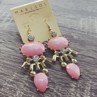 Lissy Drop Earring (More Colors Available)