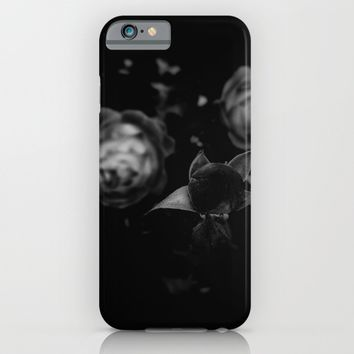 Not afraid of the Dark iPhone & iPod Case by Ducky B