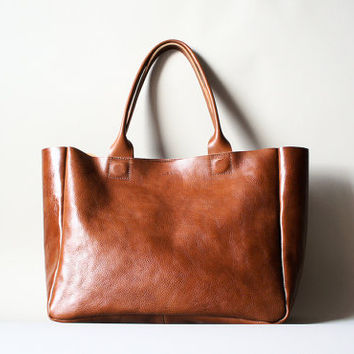 Best Cognac Leather Bag Products on Wanelo