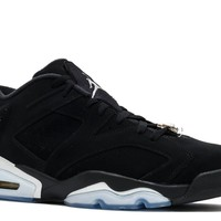 AIR JORDAN 6 RETRO LOW 'CHROME' - 304401-003