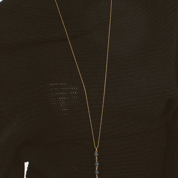 Betsy Pittard Designs Allie Necklace - Peace