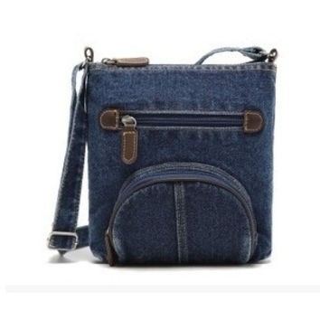 women messenger bags ladies mini small shoulder bag satchels girls summer sling vintage bag denim fashion messenger bag