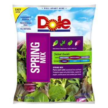 Dole Spring Mix, Bag, 5 oz