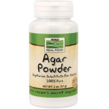 Now Foods: Agar Powder, 2 oz (2 pack)