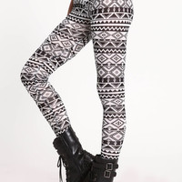 GEO TRIBAL LEGGINGS