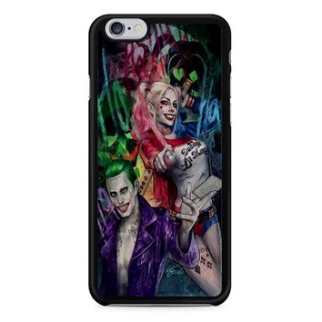 Joker And Harley Suicide Squad iPhone 6/6S Case