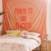 Statement Medallion Tapestry | Urban Outfitters
