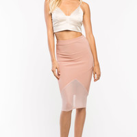 Not Your Basic Pencil Skirt