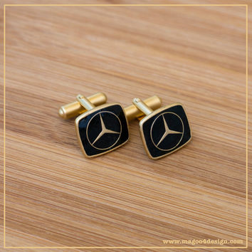 Men's Cufflinks - Car Cufflinks - Grooms Cufflinks - Men's Accessories - Men's Gift - Men's Jewelry - Cufflinks For Men - Groomsman CF15