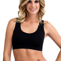Sports Bra Wide Strap - Multiple Color Options