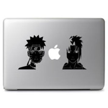 "Kakashi Chidori Naruto Vinyl Decal Sticker Skin Apple MacBook Pro Air Mac 13""in"