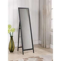 "InRoom Designs 59"" H x 17"" W Standing Mirror"