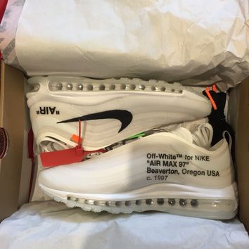 The 10 : Nike Air Max 97 OG - Size 8 UK