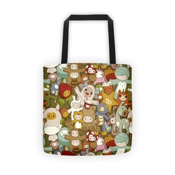 TOY CHEST • Tote bag