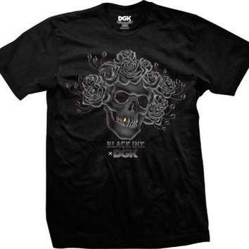 DGK Black Ink T-shirt