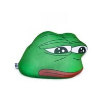 RARE PEPE PILLOW