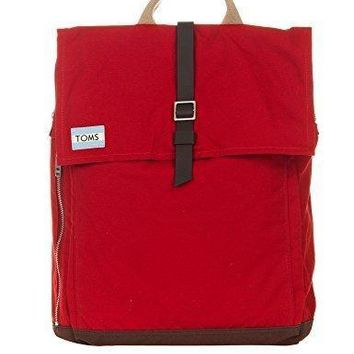 TOMS Unisex Utility Canvas Backpack