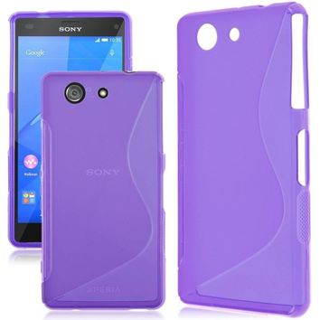 Phone Case One Grip Sony Xperia Z1 Compact Z3 Compact Z5 Compact case
